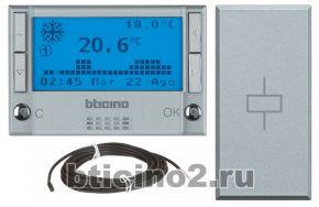 термостат Bticino 4449 инструкция